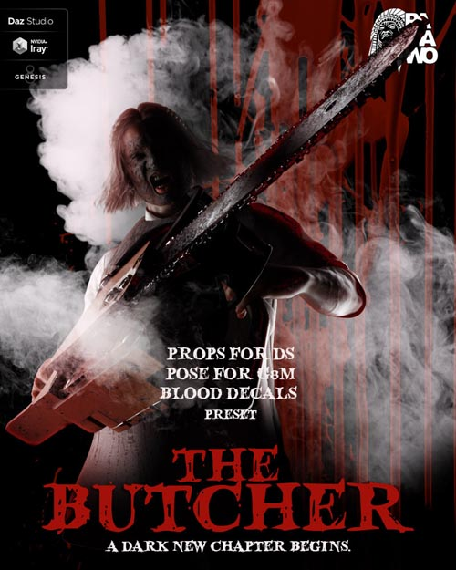 The Butcher DS
