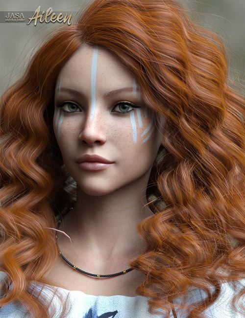 JASA Aileen for Genesis 8 and 8.1 Female