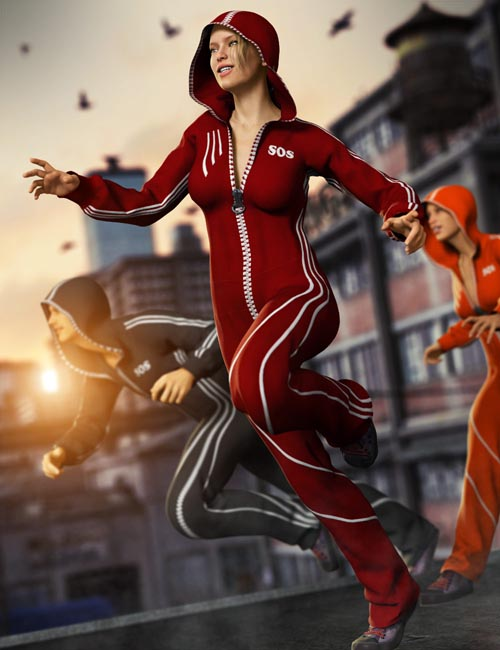 Cool Sports (converted from Genesis) for Genesis 8 Female