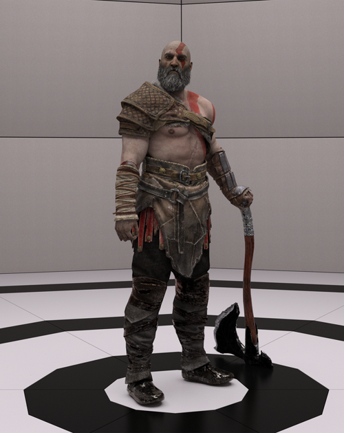 Kratos for G8M and G8.1M
