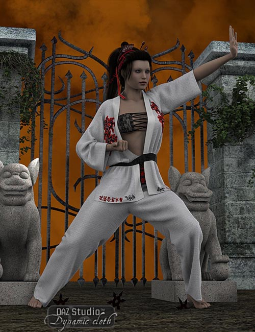 Dynamic Martial Arts Gi Bundle