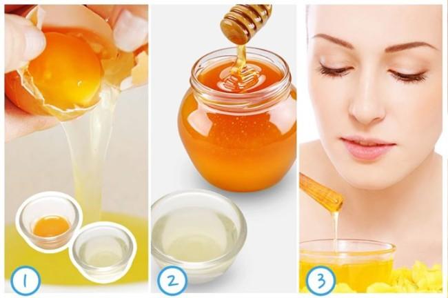 Tác dụng của mật ong với da bị mụn
