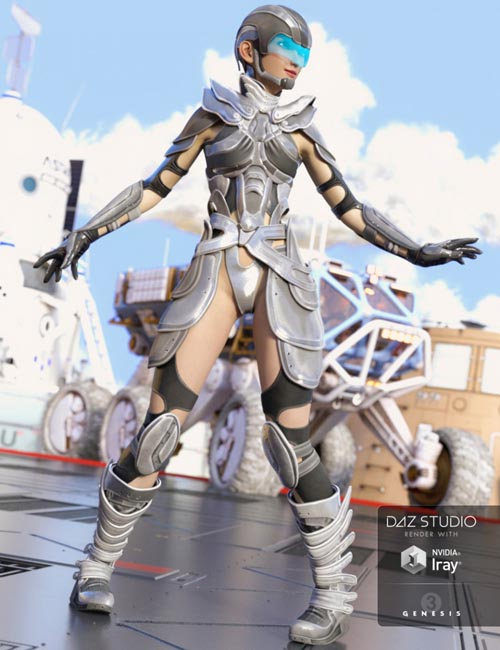 Hesper Outfit for Genesis 3 Female(s) [UPDATE]