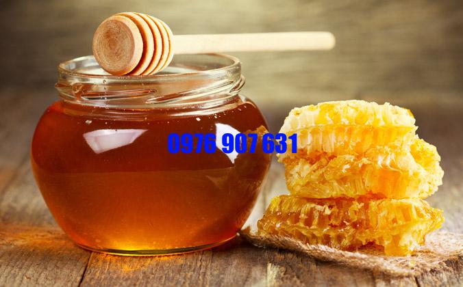 Mật ong hoa keo nguyên chất