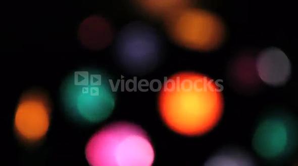 Spinning Balls of Rainbow Light 2