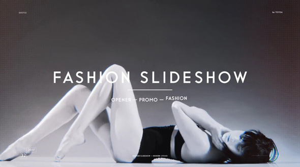 Fashion Slideshow