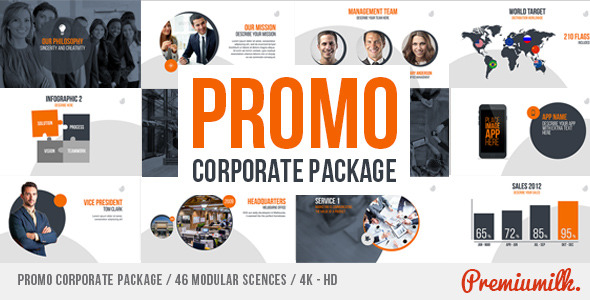 Promo Corporate Package