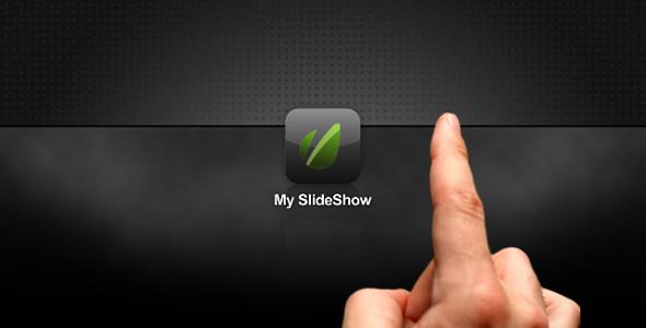 Tablet Photo Browser/Portfolio/Slideshow
