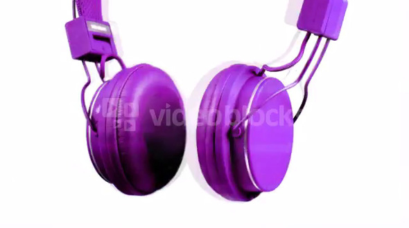 Cool Colorful Headphones