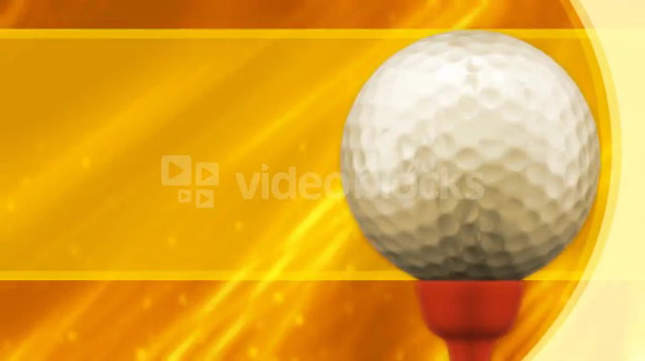 Golf Game Gold