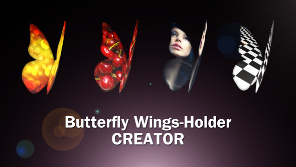 Butterfly Wings Creator