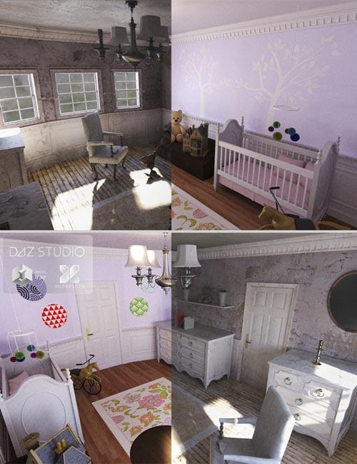 Nursery Room + Forgotten Innocence Bundled