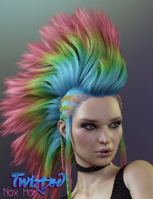 Twizted Nox Hair