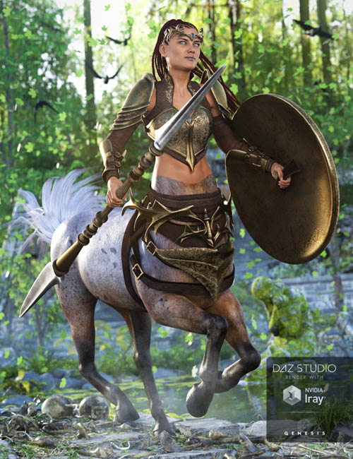 Centaur 7 Female Pro Bundle