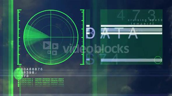 Radar Data Readout