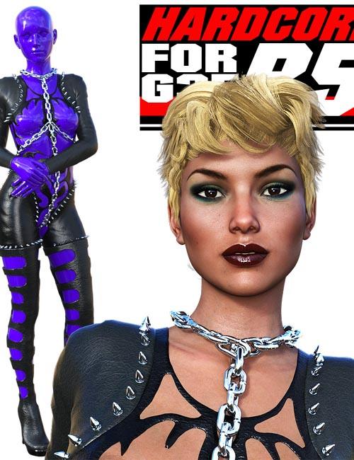 HARDCORE-R5 for G3 females