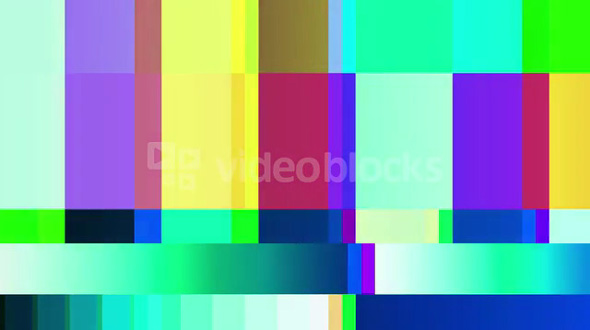 Color Bars Changing