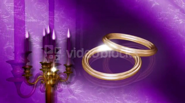 Candles & Spinning Two Rings