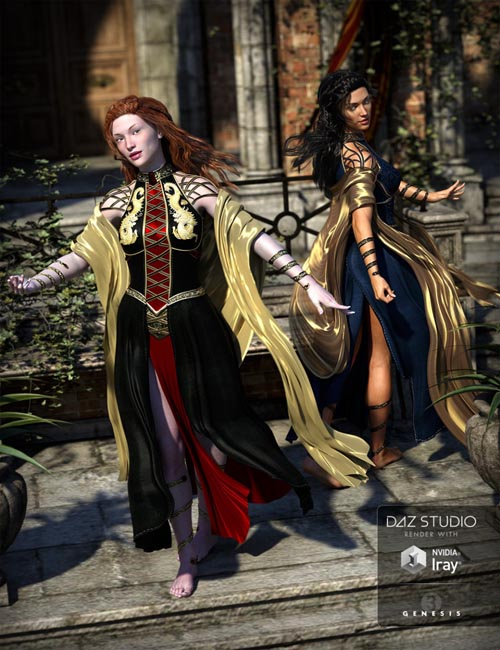 The Tyto Ensemble for Genesis 3 Female(s)