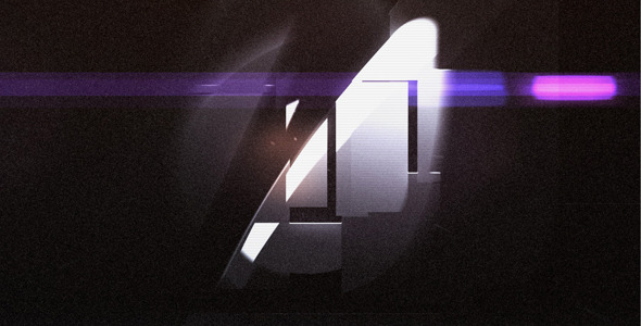 Transformer Glitch Logo