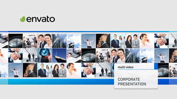 Multi Video Corporate Presentation