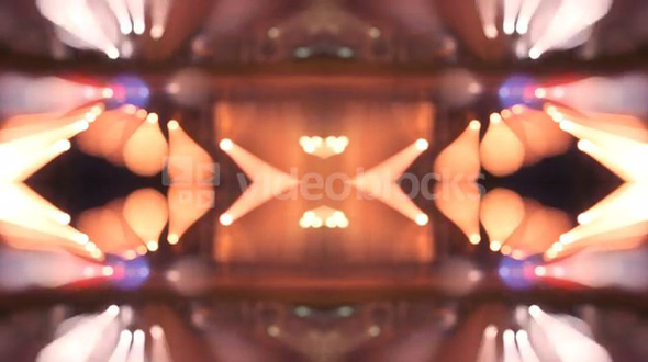 Trippy Bridge Abstract
