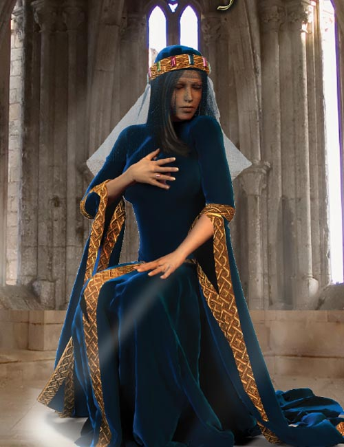 AW Countess Elaine Dynamic Gown