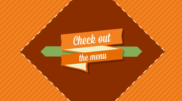 Restaurant/Cafe/Bar/Dine Promo