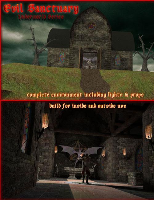 Evil Sanctuary
