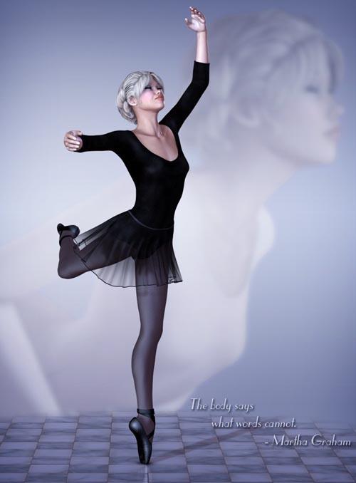 The Art of Dance - Ballet V4 - Practice Bundle 2