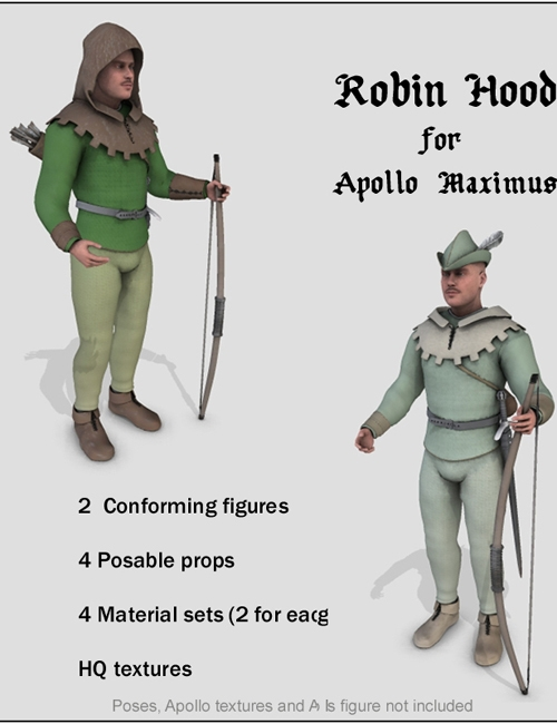 Robin Hood for Apollo