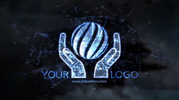 Highrise City Lights - Logo Intro