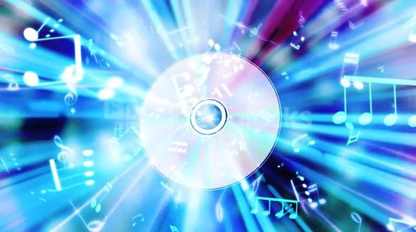 Music CD Blast