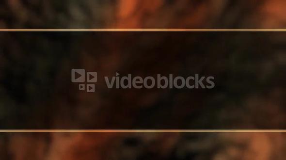 Rust Banner Blur