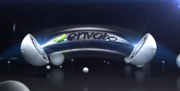 Power Ball Logo Reveal