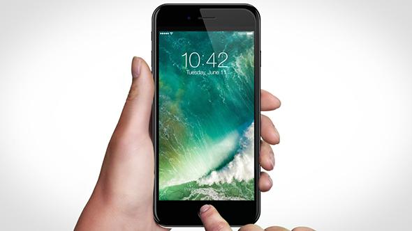 Phone 7 App & Gestures Video Kit