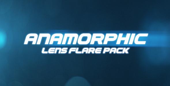 Anamorphic Lens Flares