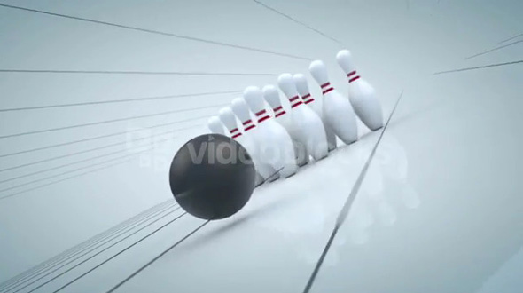 Bowling Ball Animation