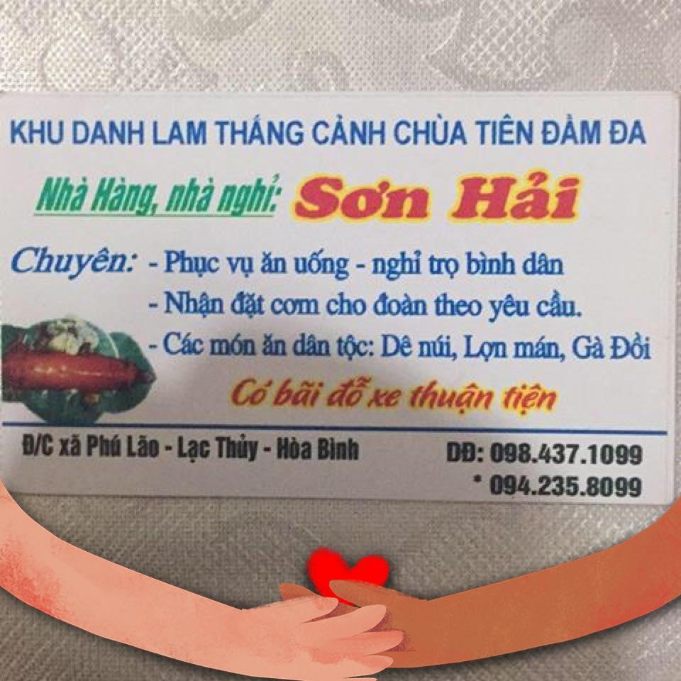 Nhà hàng Sơn Hải