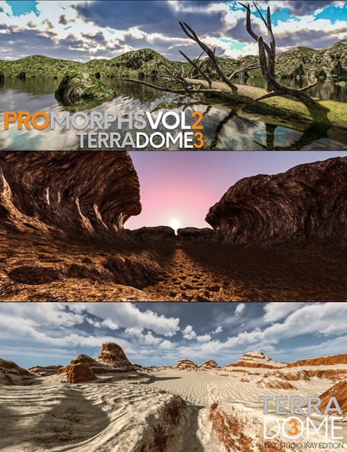 Pro-Morphs-Vol2 For TerraDome 3