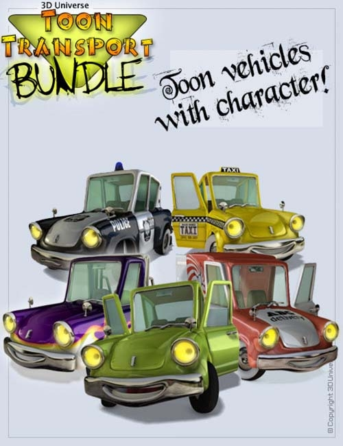 Toon Transport - Bundle