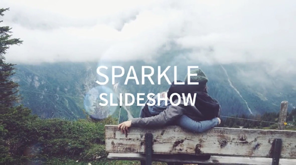 Sparkle Slideshow