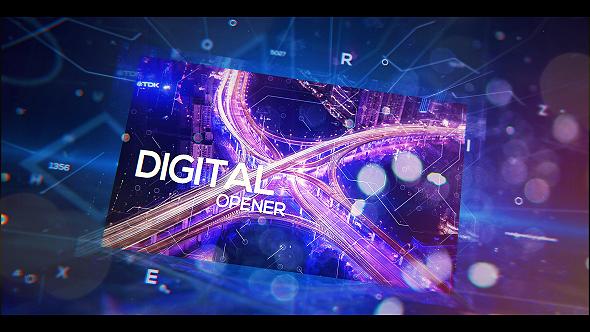 Digital Holographic Opener