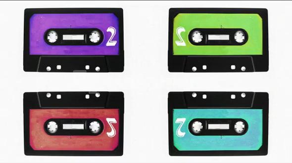 Cassette Walls