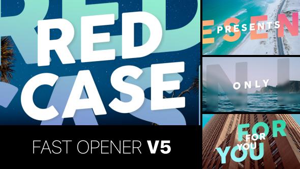 Fast Opener v5
