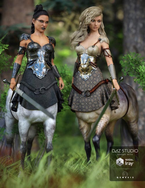 Warrior Queen Outfit Textures