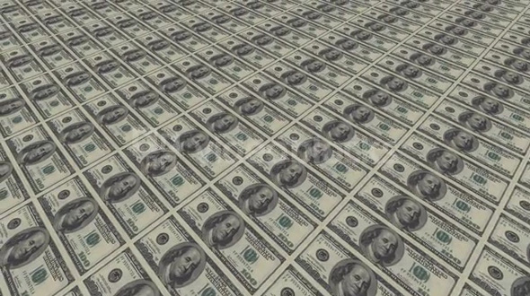 Sheet Of Money 2