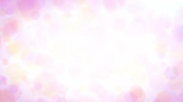 Pink Circles and Light