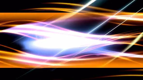 Yellow Orange Plasma