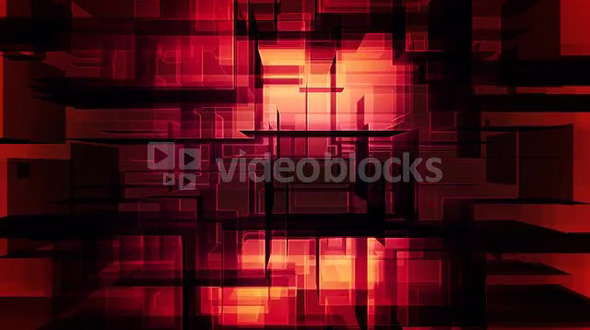 Blocks On Blocks Red